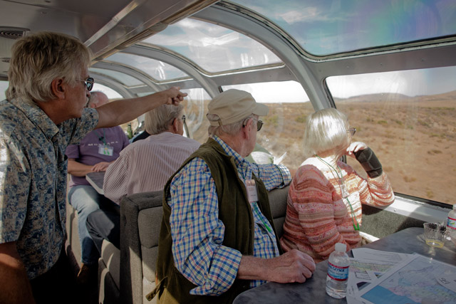 SBBG Train Trips